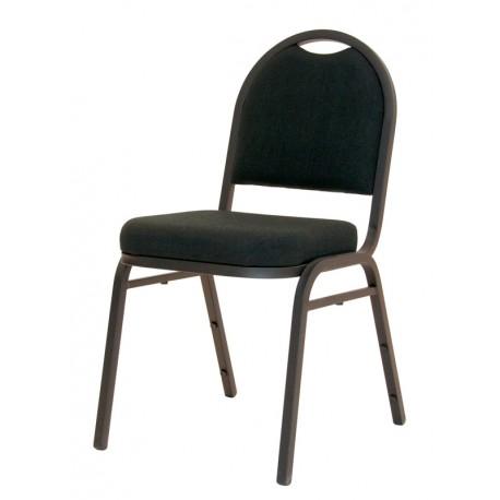 Igorchair silla de banquete tapizada apilable - Faldones para sillas ...
