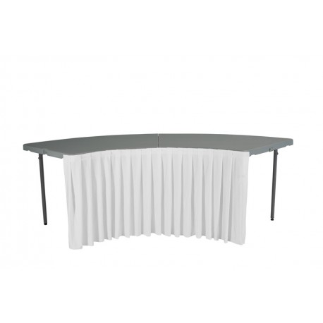 Partial table skirt int. arch XLmoon