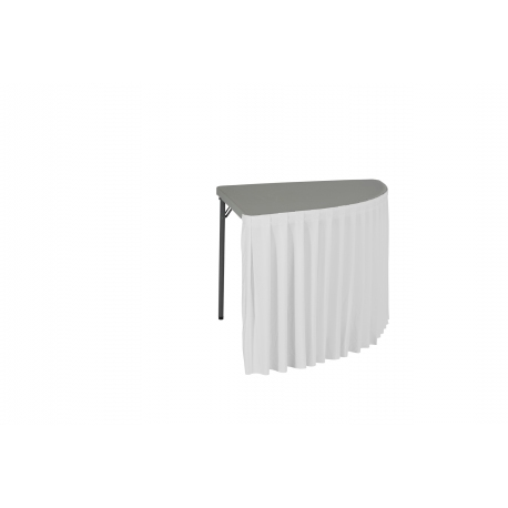 Partial table skirt ext. arch XXLcorner