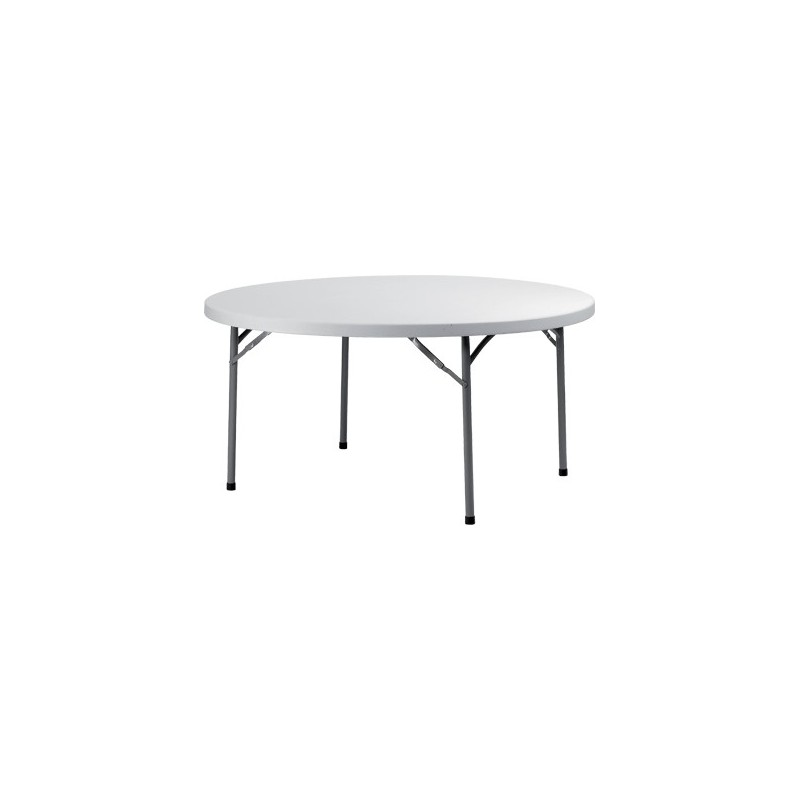 Planet160 round folding table 160cm for banquet for 52 folding table