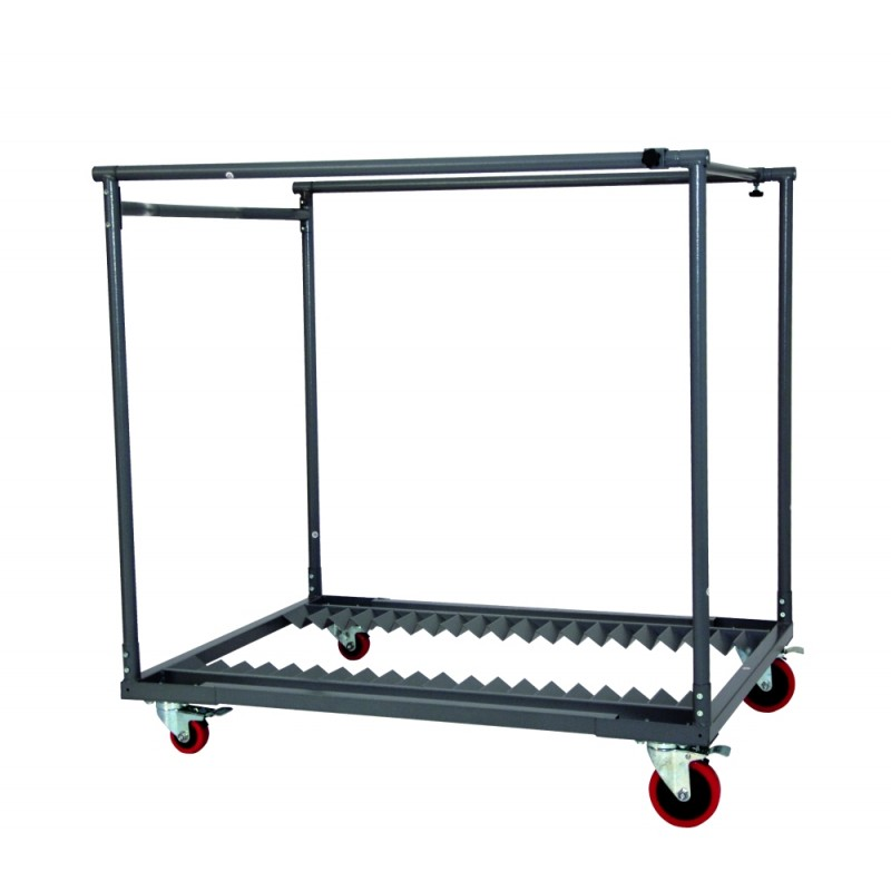 Cocktailtrolley Table Cart For High Bar Folding Tables